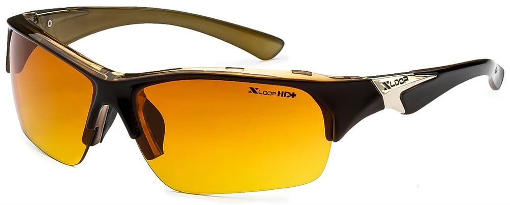 X-Loop High Definition Sunglasses - Style # 8XHD3319