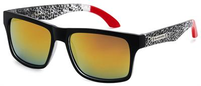 Multi-color Biohazard Sunglasses