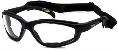 Motorcycle Clear Lens Glasses