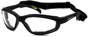 Choppers Foam Padded SUNGLASSES - Style # 8CP904-CLR