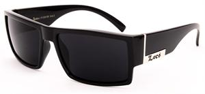 Black Locs Sunglasses