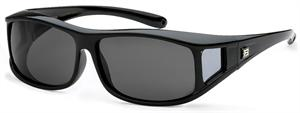 Barricade Cover Over POLARIZED SUNGLASSES - Style # PZ-BAR602