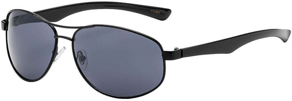 Oval Aviator Sunglasses 711041