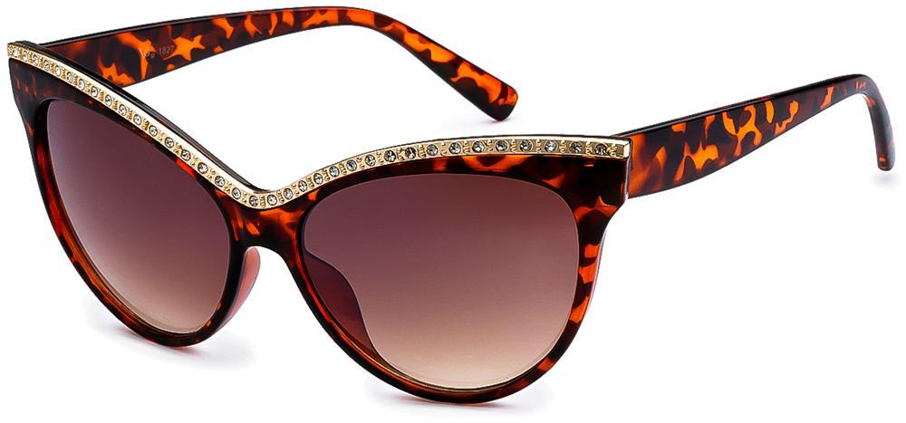 Wholesale Bling Sunglasses VG Cat-Eye Rhinestone ...
