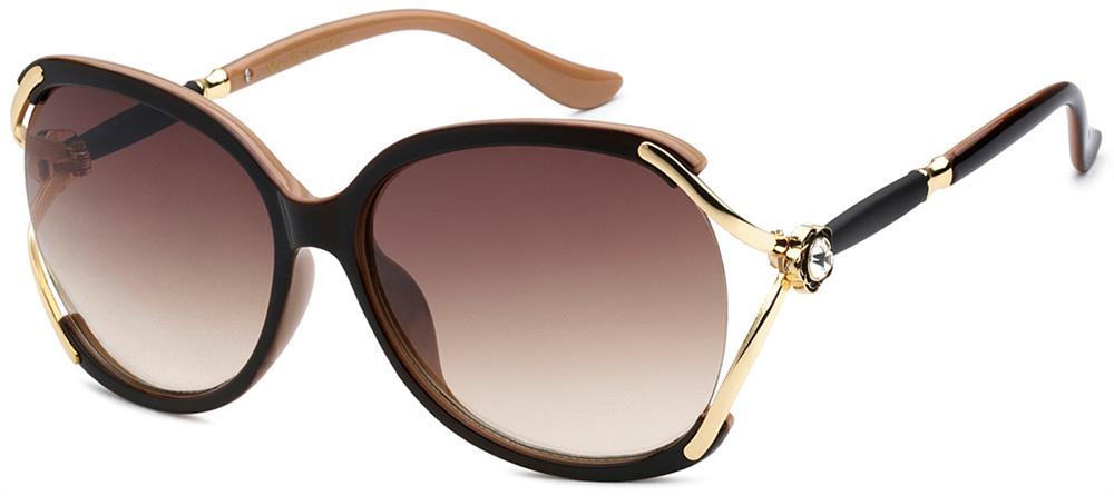 Rhinestone Wholesale Sunglasses - 8RS1914
