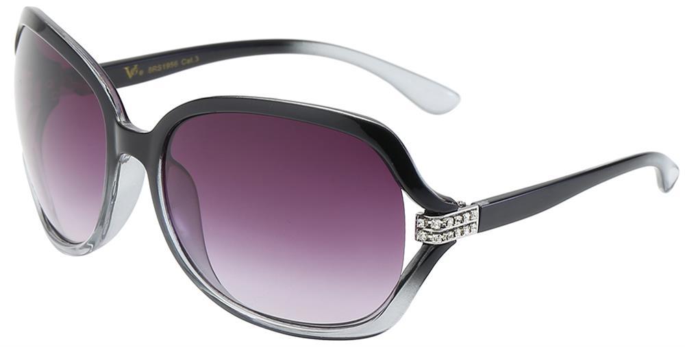 Rhinestone Wholesale Sunglasses - 8RS1956