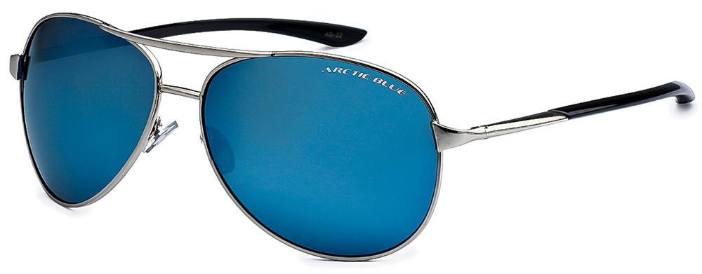 b342ad8cadd8e Aviator Blue Sunglasses Wholesale Arctic Blue Sunglasses - AB-22