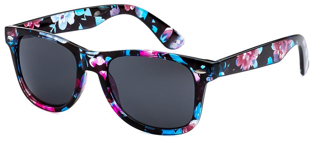 18fabbef1f Flower Retro Sunglasses Wholesale Retro Sunglasses WF01-FLW