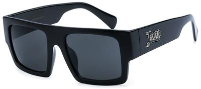 Gangsta Black Locs Sunglasses