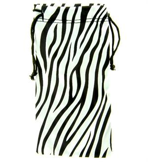Zebra Sunglass Cases Wholesale